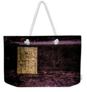 Stand Or Not Stand Weekender Tote Bag by Bob Orsillo