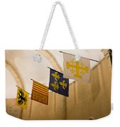 Standards Of The Knights Of The Templar Weekender Tote Bag