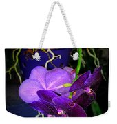 Standing Alone In Beauty Weekender Tote Bag
