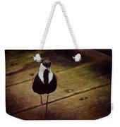 Standing Bird Weekender Tote Bag