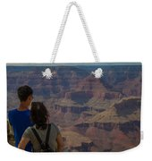 Standing In Awe Weekender Tote Bag