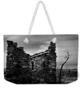 Standing In Silence Weekender Tote Bag