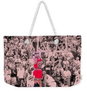 Standing Out From The Rest Of The Crowd Weekender Tote Bag by Brian Reaves