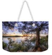 Standing Sentinel - Arkansas - Cadron Settlement Park Weekender Tote Bag