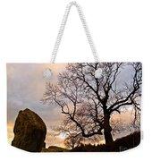 Standing Stones, England Weekender Tote Bag