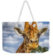 Standing Tall V2 Weekender Tote Bag