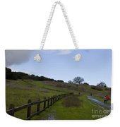 Stanford University The Dish Hiking Trail Weekender Tote Bag