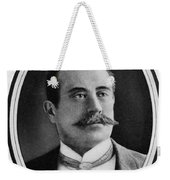 Stanford White (1853-1906) Weekender Tote Bag
