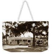 Stanifords Drug Store Ocean Ave.cor San Carlos Carmel Circa 1941 Weekender Tote Bag