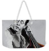 Stanley Clarke Weekender Tote Bag by Melanie D