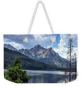 Stanley Lake View Weekender Tote Bag