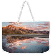 Stansbury Reflections Weekender Tote Bag