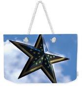 Star Weekender Tote Bag