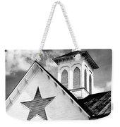 Star Barn Infrared Weekender Tote Bag