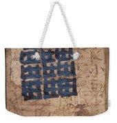Star Chart Faded Weekender Tote Bag