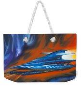 Star Cruiser Weekender Tote Bag