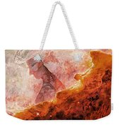 Star Dust Angel - Desert Weekender Tote Bag