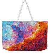 Star Dust Angel Weekender Tote Bag by Julie Turner