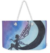 Star Fairy Weekender Tote Bag