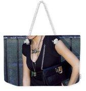 Star Gate Seduction Palm Springs Weekender Tote Bag