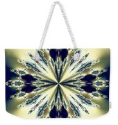 Star Jewel Fractal Weekender Tote Bag