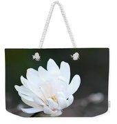 Star Magnolia Bloom Weekender Tote Bag