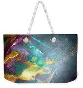 Star Nebula Weekender Tote Bag