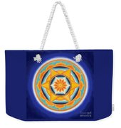 Star Of Energy Weekender Tote Bag