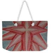 Star Of Hope Weekender Tote Bag