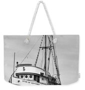 Star Of Monterey In Monterey Harbor Circa 1948 Weekender Tote Bag