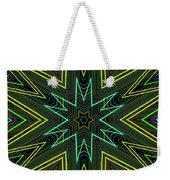 Star Of Threads Weekender Tote Bag