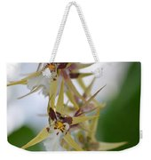 Star Orchids Weekender Tote Bag