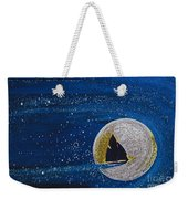 Star Sailing By Jrr Weekender Tote Bag by First Star Art