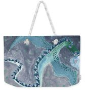 Star Sign Scorpio As A Dragon Weekender Tote Bag