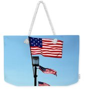 Star Spangled Banner Flags In Baltimore Weekender Tote Bag