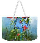 Star Spangled Birdie Weekender Tote Bag