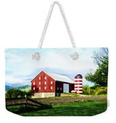 Star Spangled Farm Weekender Tote Bag