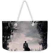 Star Trek Into Darkness  Weekender Tote Bag by Movie Poster Prints