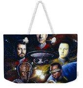 Star Trek Tng Weekender Tote Bag