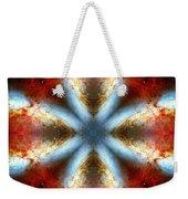 Starburst Galaxy M82 V Weekender Tote Bag