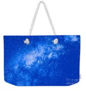 Starfield Weekender Tote Bag