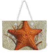 Starfish 1 Of Bottom Harbour Sound Weekender Tote Bag