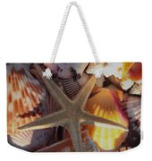 Starfish And Sun Rays Weekender Tote Bag