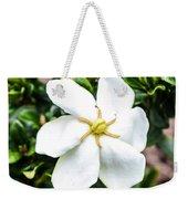 Starfish Gardenia  Weekender Tote Bag