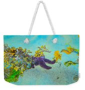 Starfish Paradise Weekender Tote Bag