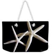 Starfish Tango Weekender Tote Bag