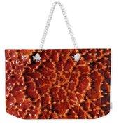 Starfish Upclose Abstract Weekender Tote Bag