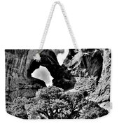 Stark Double Arch Weekender Tote Bag