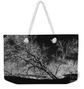 Starkly Weekender Tote Bag by Betty LaRue