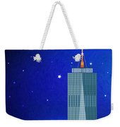 Starry Nights - Wtc One Weekender Tote Bag